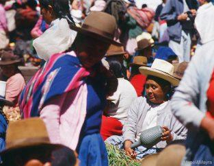 Perú / Pisac / Huaras / Juliaca / Puno / 1995